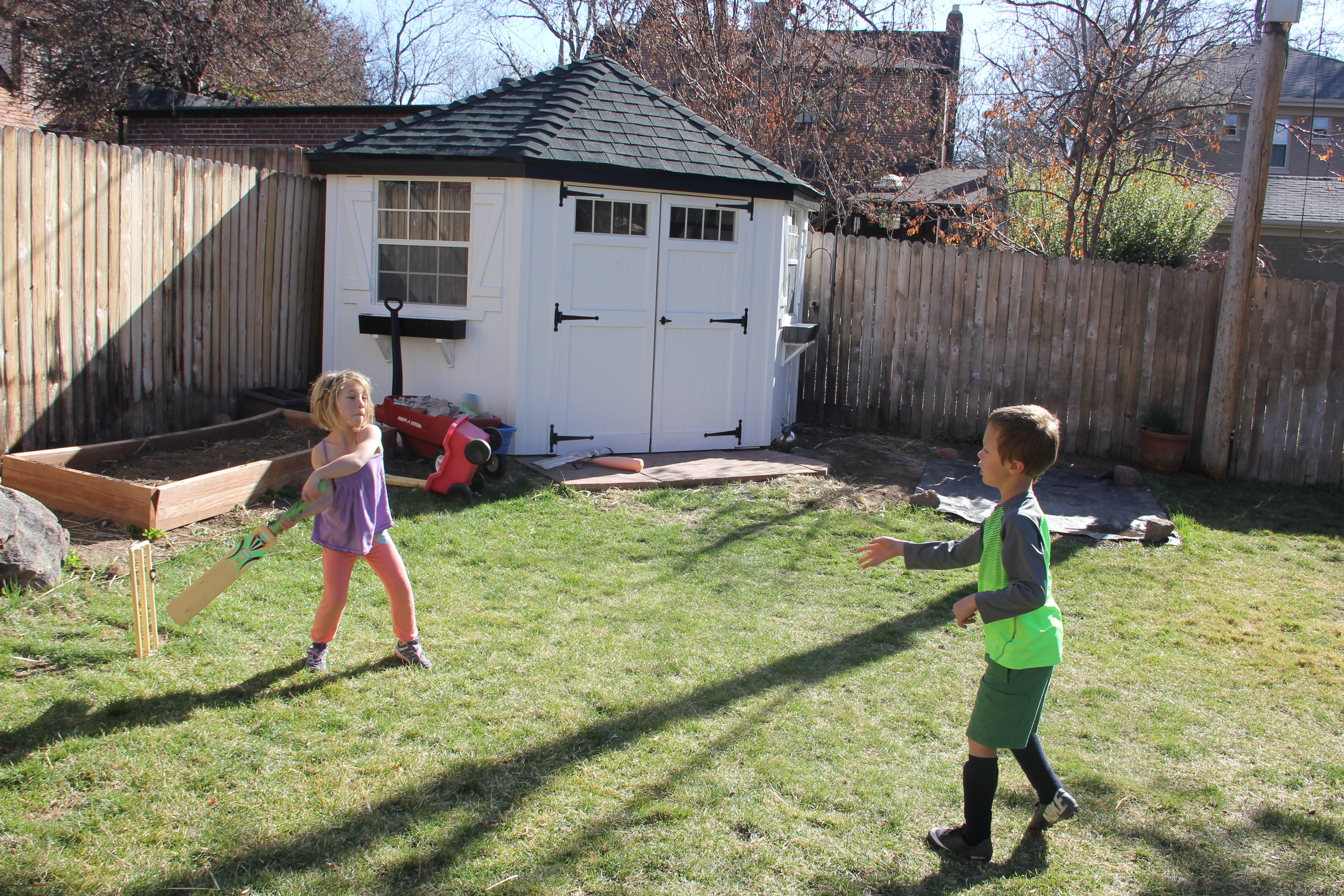 soccer cricket and a birthday the renton family blog