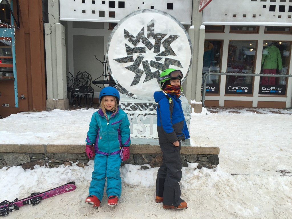 After the first ski day of the season in Keystone